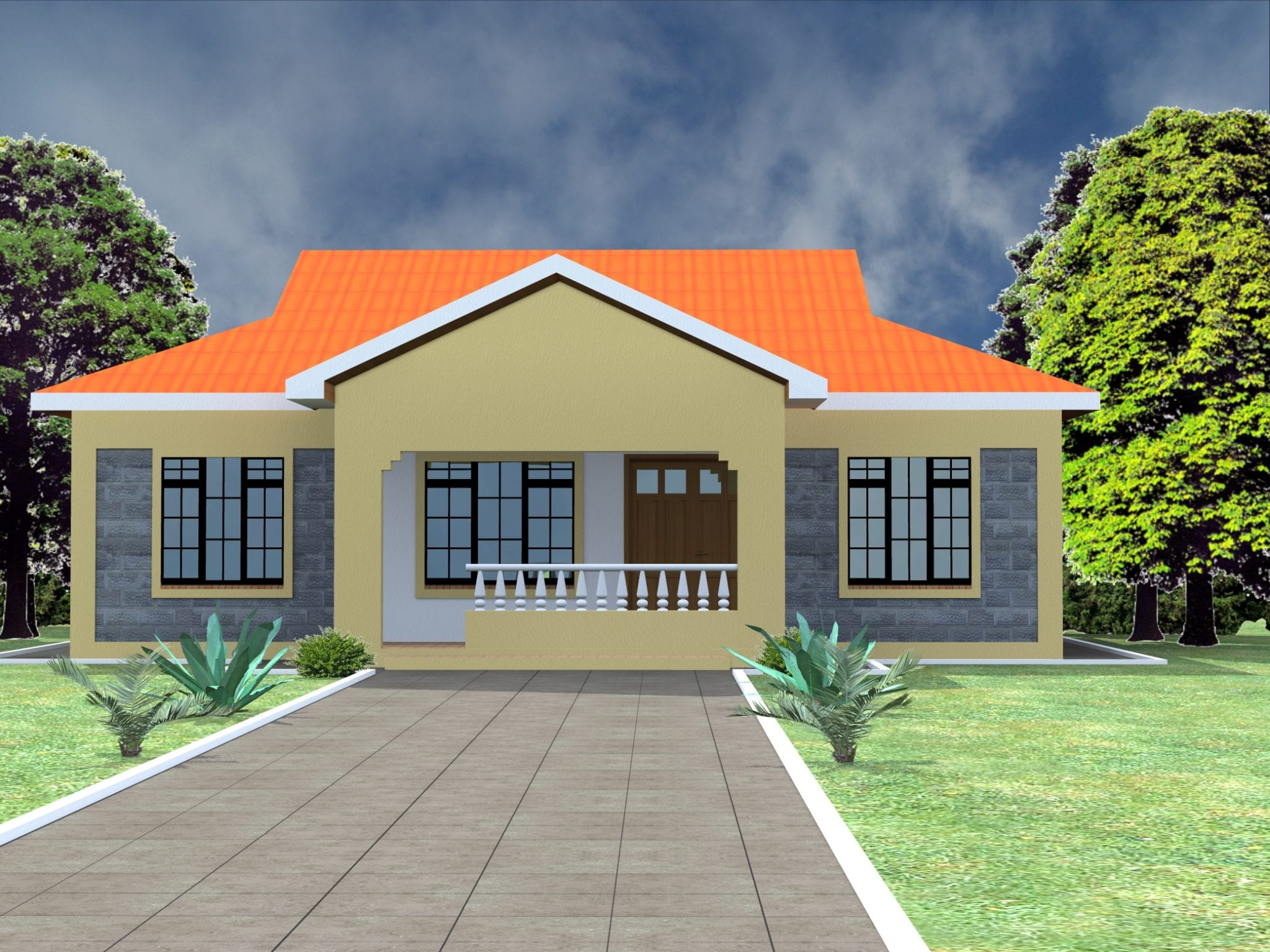Low Budget Modern 3 Bedroom House Design Hpd Consult with 15 Genius Ideas How to Upgrade 3 Bedroom Modern House Design
