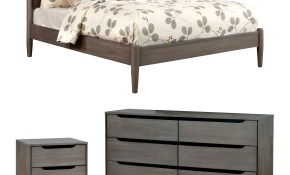 Mason Mid Century Modern Platform Configurable Bedroom Set in 15 Awesome Ideas How to Make Mid Century Modern Bedroom
