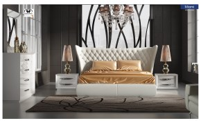 Miami White Bedroom Set Esf with regard to Modern White Bedroom Sets