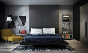 Modern Art Bedroom Devine Interiors intended for 12 Awesome Tricks of How to Craft Modern Art For Bedroom