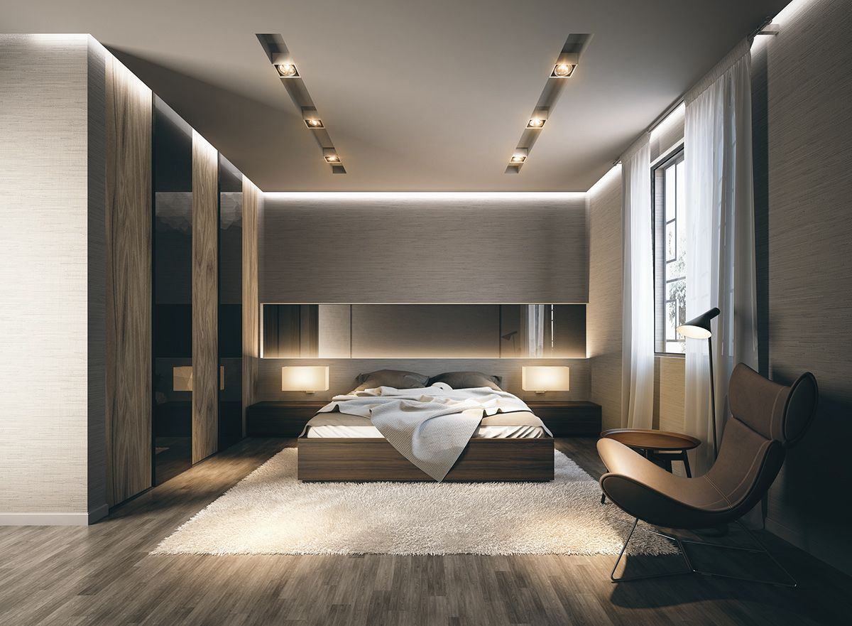 Modern Bedroom Habitaciones Modernas Bedroom Techos In for 11 Genius Designs of How to Makeover Bedroom Design Ideas Modern