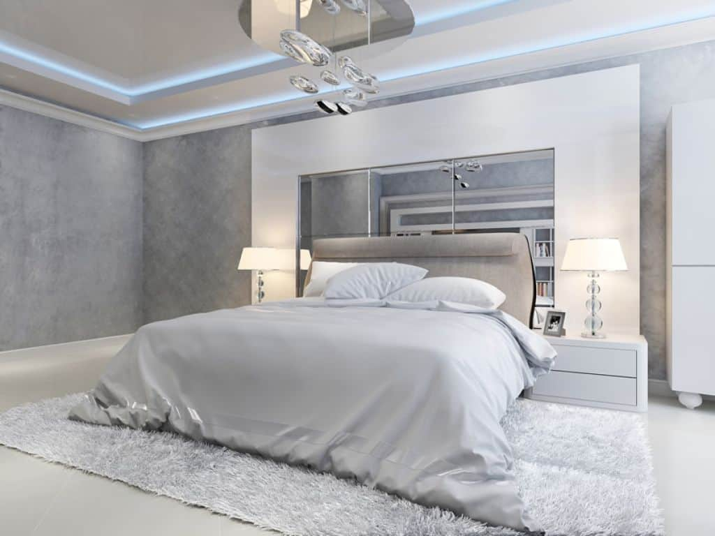 Modern Master Bedroom Decorating Ideas Wearefound Home Design throughout 12 Some of the Coolest Ways How to Make Modern Master Bedroom Colors