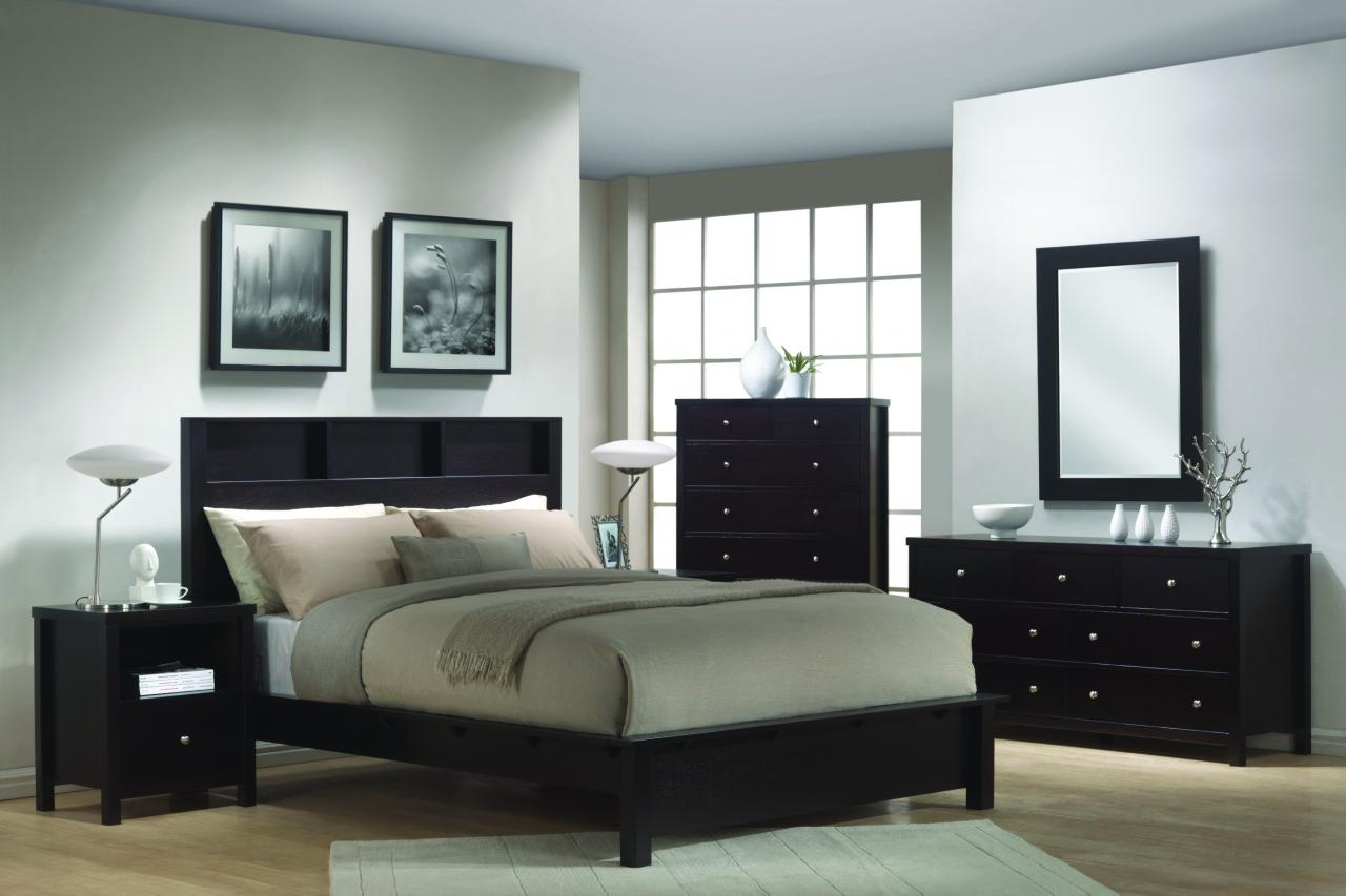 Modern Queen Bedroom Set Paint Appealing And Relaxing for 14 Awesome Concepts of How to Build Modern Queen Bedroom Set