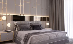 Modern Style Bedroom Dubai Project On Behance Bedrooms In throughout 12 Some of the Coolest Ways How to Make Modern Master Bedroom Colors