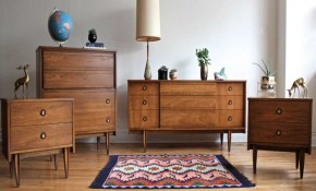 The One Thing To Do For Mid Century Modern Bedroom Furniture within Mid Century Modern Bedroom Suite