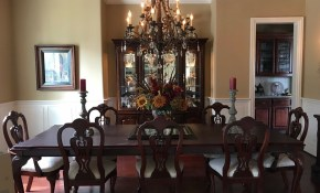 Thomasville Mahogany Dining Set Table Hutch Buffet Server And Sofa Table throughout 14 Some of the Coolest Tricks of How to Build Thomasville Living Room Sets