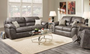 Ulyses Living Room Sofa Loveseat Steel 18b within 13 Clever Ideas How to Makeover Conns Living Room Sets