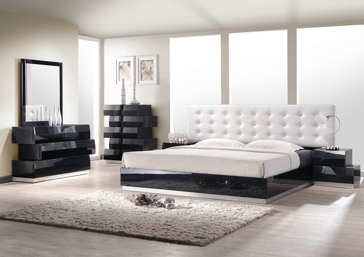 White Glassy Sexy Bed House Modern Bedroom Bedroom regarding Sexy Modern Bedroom