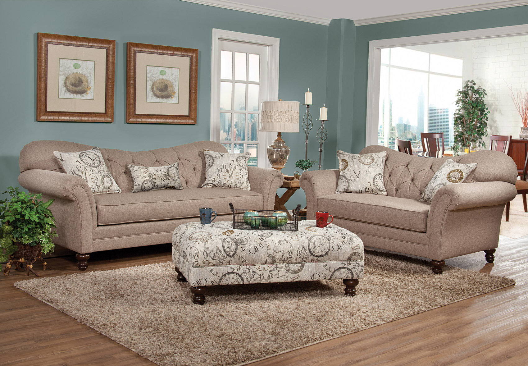 Larrick 8 Piece Living Room Set with regard to 15 Clever Ways How to Build 8 Piece Living Room Set