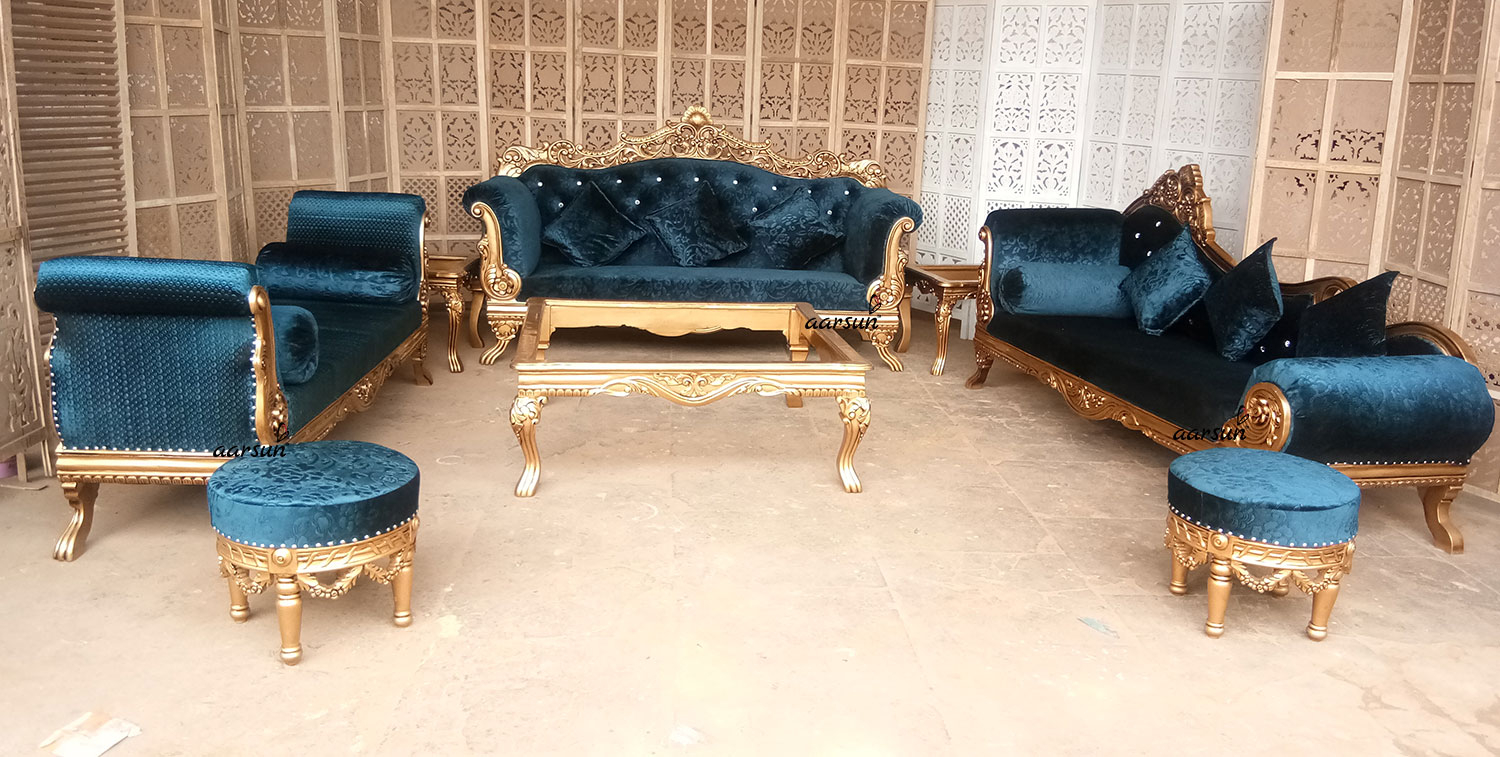 Luxury Teak Wood Living Room Set Wooden Furniture Sf 00122 pertaining to 11 Awesome Tricks of How to Improve Modern Living Room Sofa Set
