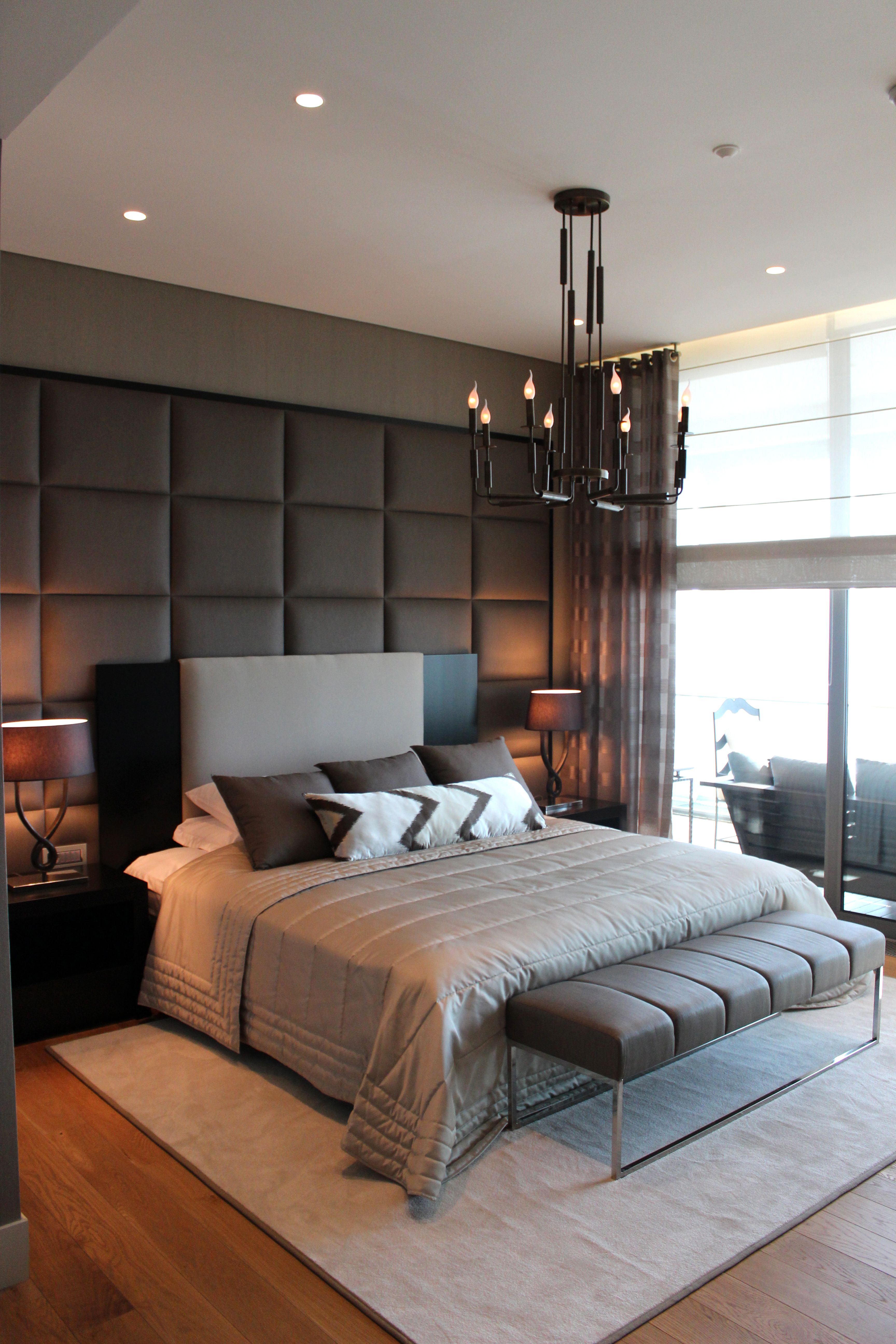 14 Smart Ideas How to Craft Modern Master Bedroom Paint ...