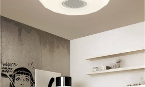 Modern Simple Led Living Room Bedroom Ceiling Light in 14 Some of the Coolest Designs of How to Makeover Modern Bedroom Ceiling Light