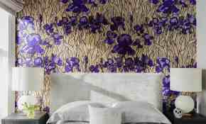 10 Beautiful Wallpaper For Bedroom Walls Designs 32 About Remodel Interior Decor Home with Wallpaper For Bedroom Walls Designs
