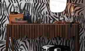10 Brilliant Zebra Print Wallpaper For Bedrooms Design 71 In Small Home Decoration Ideas with Zebra Print Wallpaper For Bedrooms Design