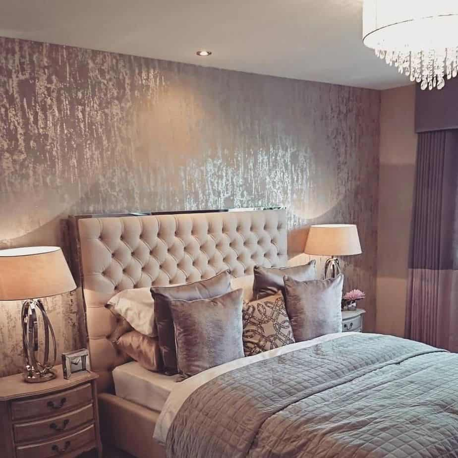 10 Charming Wallpaper Designs For Bedrooms 50 For Your Home Decoration Ideas with Wallpaper Designs For Bedrooms