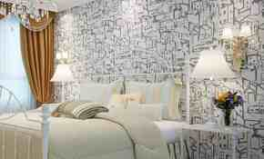 10 Great Wallpaper Designs For Bedrooms 71 With Additional Interior Designing Home Ideas for Wallpaper Designs For Bedrooms