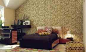 10 Great Wallpaper For Bedroom Walls Designs 43 For Your Home Decoration Ideas with Wallpaper For Bedroom Walls Designs