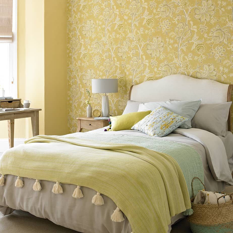 10 Lovely Yellow Bedroom Design Ideas 22 For Your Small Home Decoration Ideas with Yellow Bedroom Design Ideas