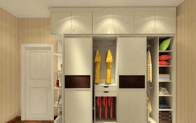 10 Nice Wardrobe Designs For Small Bedroom 87 In Home Design Furniture Decorating by Wardrobe Designs For Small Bedroom