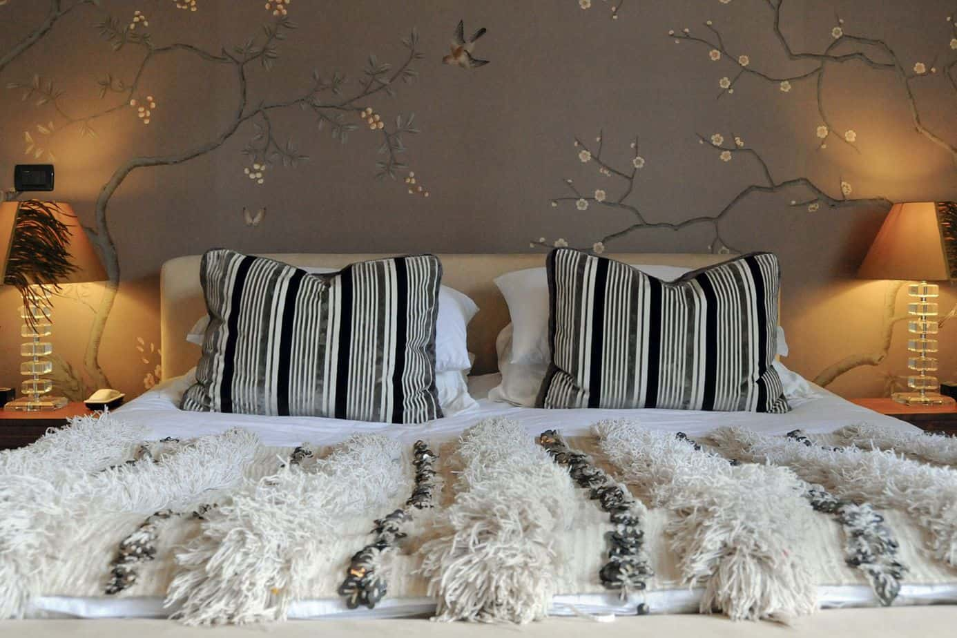 10 Recommended Wallpaper Designs For Bedrooms 69 on Small Home Decoration Ideas for Wallpaper Designs For Bedrooms