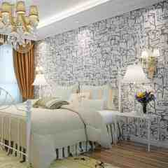 10 Recommended Wallpaper For Bedroom Walls Designs 21 on Interior Decor Home with Wallpaper For Bedroom Walls Designs