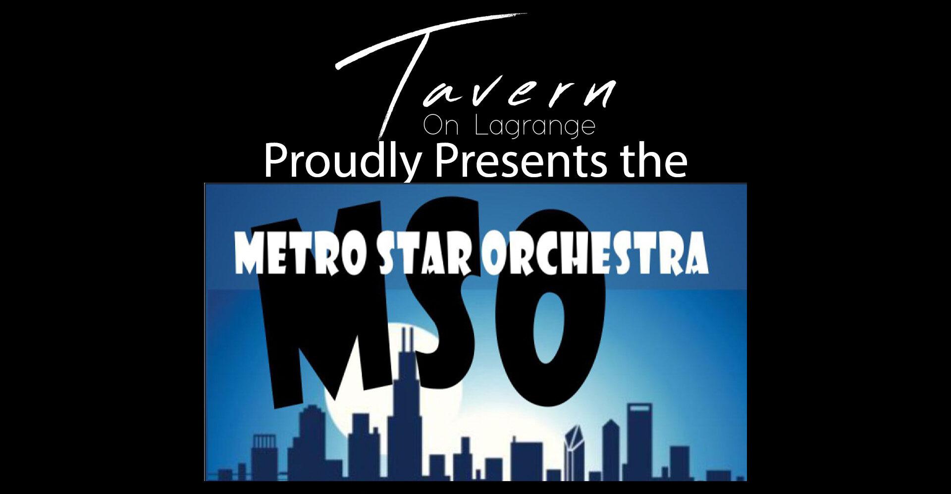 Metro Star Orchestra Live!