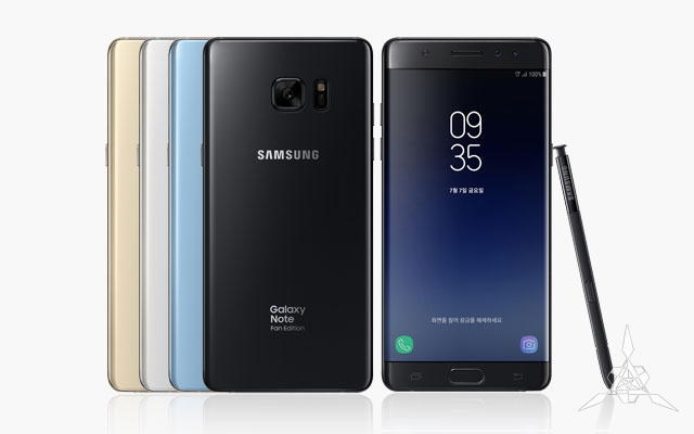 Samsung Galaxy Note FE is heading to Malaysia!