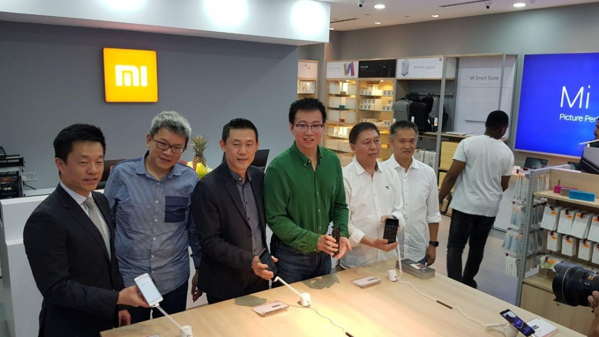 Xiaomi Malaysia Announces Mi Mix 2 & Redmi Note 5A