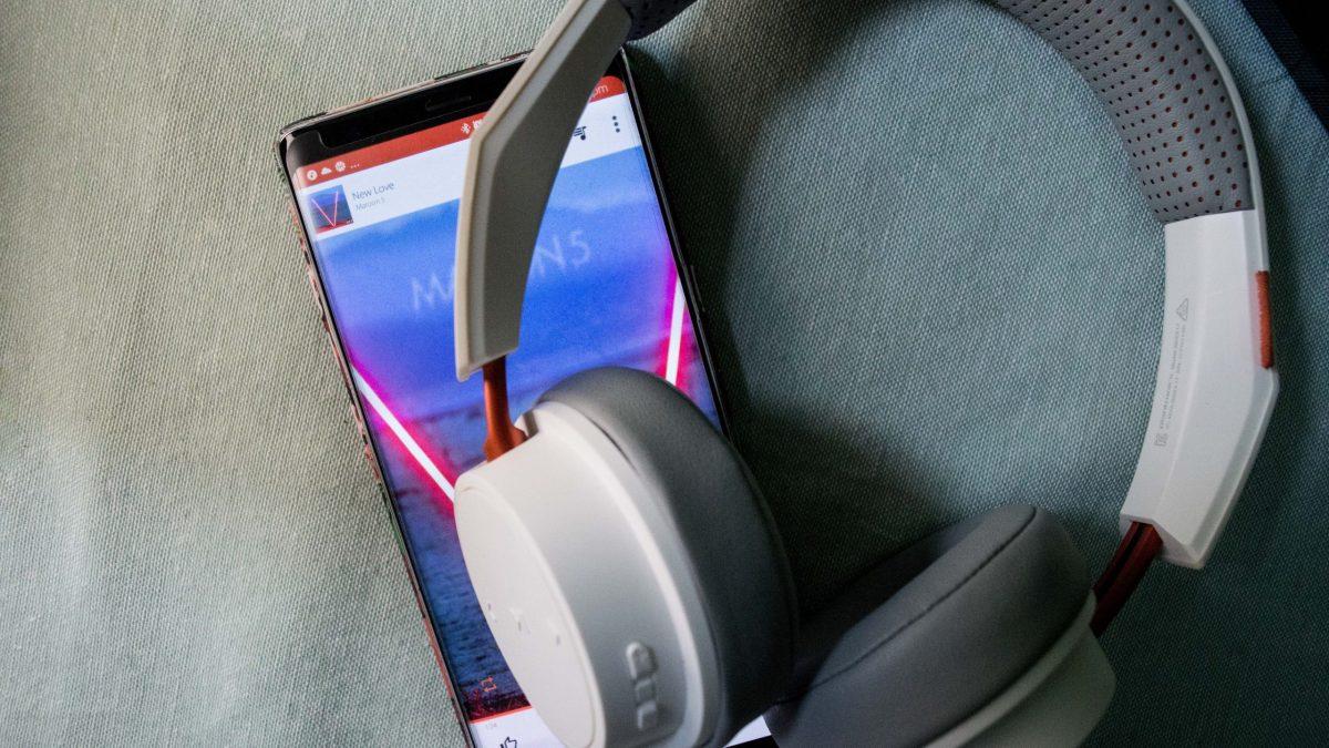 Plantronics BackBeat 505: The On-Ear Sports Headphone – Full Review