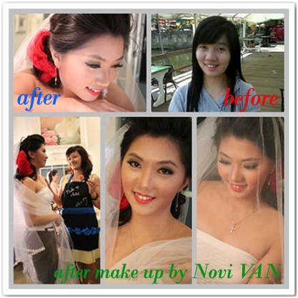 make up artis prof