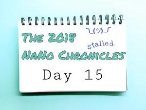 2018 NaNo Day 15 Tavinda Media
