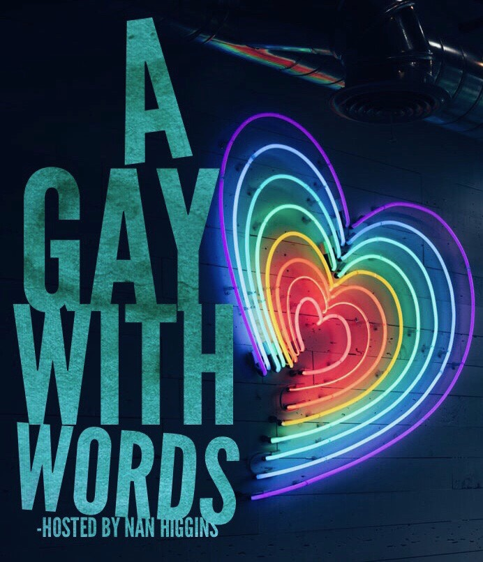 A Gay With Words - Nan Higgins - Tavinda Media