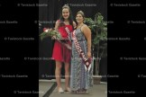 Jessie Carberry (left) with 2015 Woodstock Fair Ambassador Heather McKay. (Photo contributed)