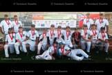 Tavistock Athletics U14 Canadian silver medalists.
