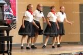 The Danen Quad stepdancers.