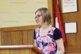 TCHI annual meeting guest speaker pedorthist Shannon Bunnett.