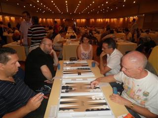Backgammon Giant No1 Falafel