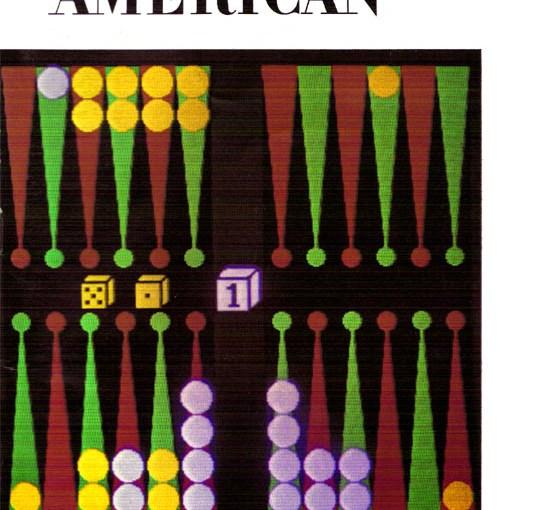 Basics of Backgammon (1) Introduction