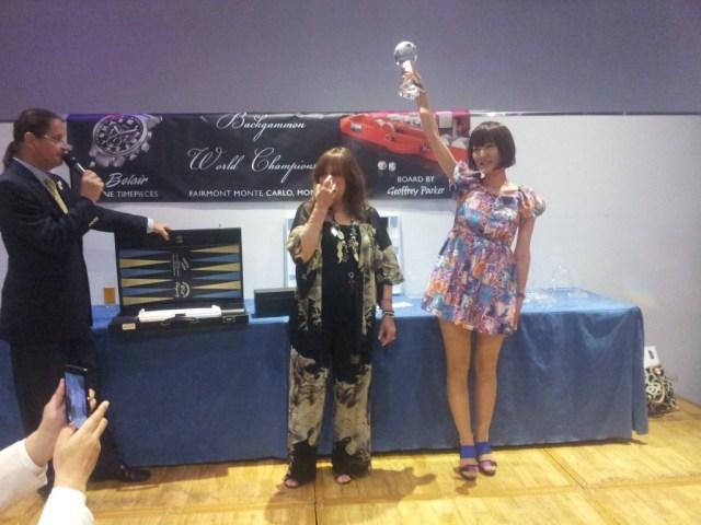MonteCarlo2014_Sabri_32_AkikoYazawa_Winner&GreatFighter