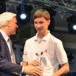 Intermediate winner: Zdenek Zizka (Czech Republic).