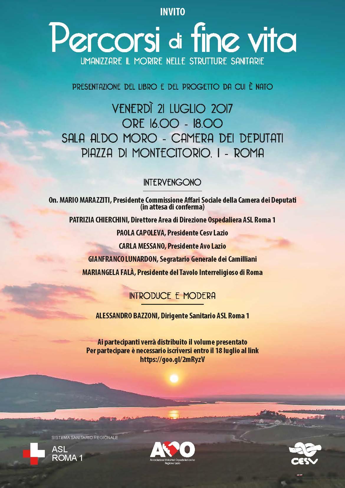Tavolo interreligioso di roma armonia condivisione for Calendario camera deputati