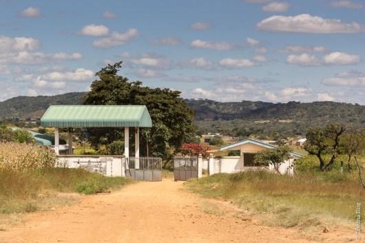 Poste frontière de Kasesha/Mbala, côté Tanzanie