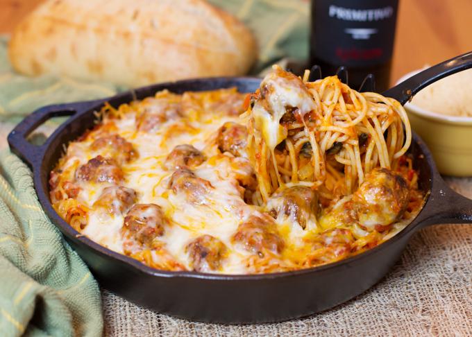 baked-spaghetti-meatballs-8