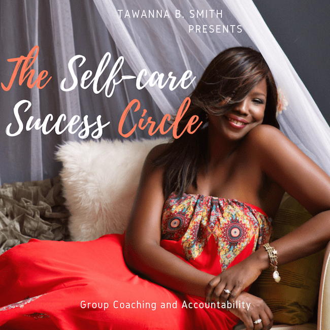 self-care success circle