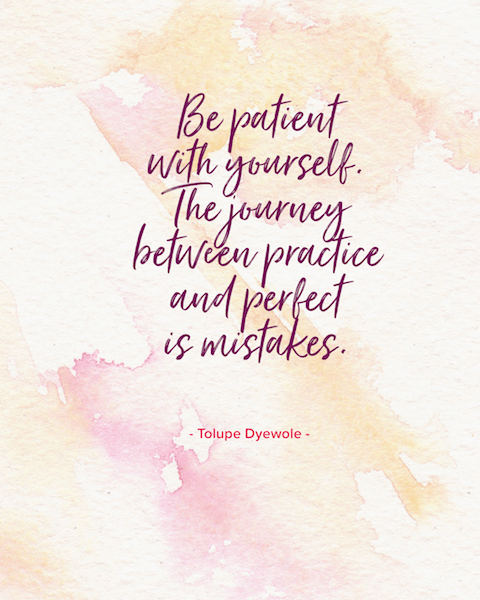 Self-care Quotes_BePatient_Dyewole