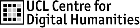 DH UCL logo proposal, pixel grid