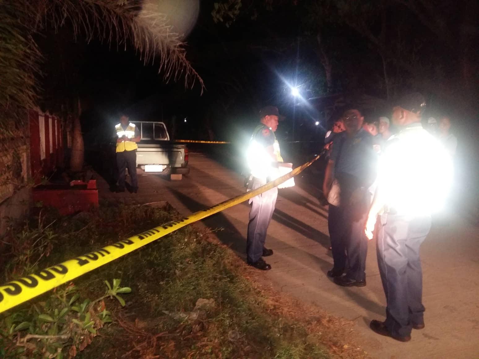 Reginald Rene Hodgens shot in Sinait, Ilocos Sur