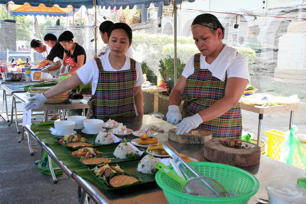 FILE PHOTO: Longganisa Cookfest 2012 (photo by Salvador A. Espejo)