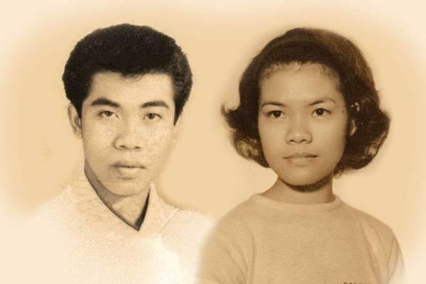 PHOTO: File photo of Salvador and Rose Espejo.