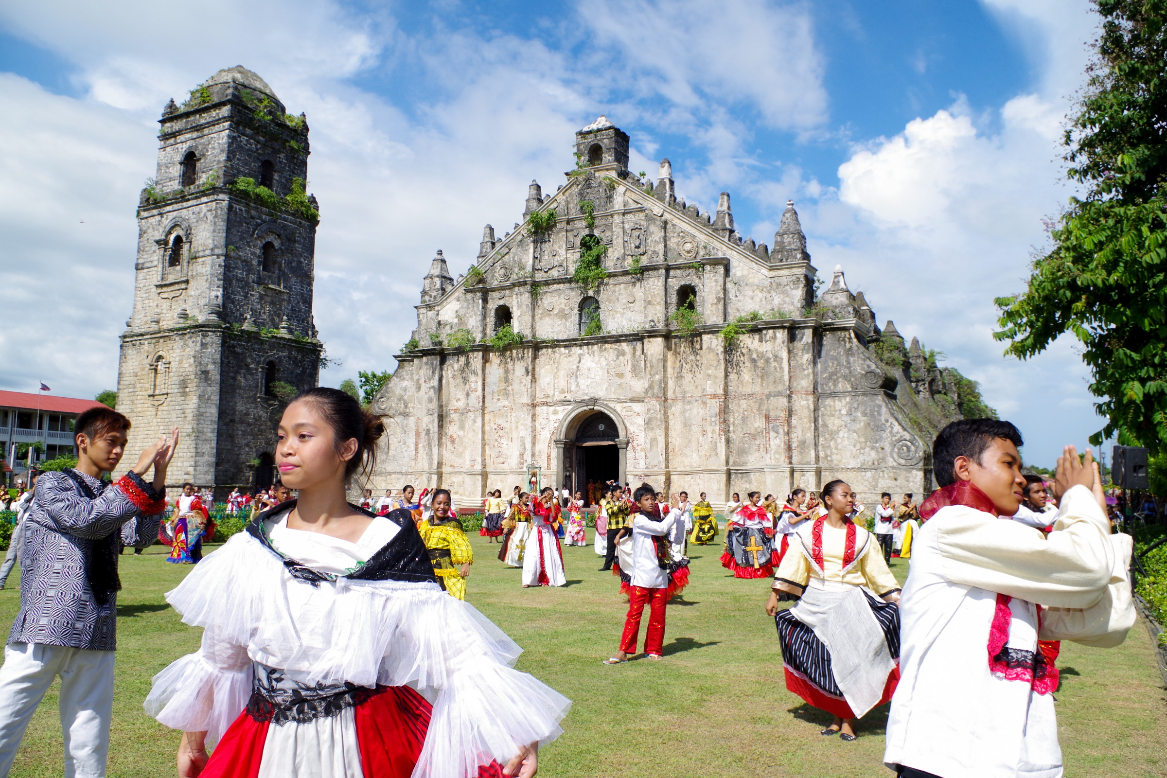 Paoay Church (photo by PGIN/CMO)